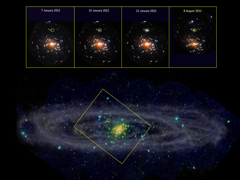 galaxy andromeda planets - photo #12