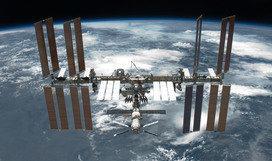 Internationale Raumstation ISS NASA/ESA