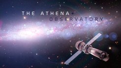<p>The proposed Athena X-ray observatory will provide critical answers to the questions: How did ordinary matter assemble into the large scale structures we see today? How do black holes grow and shape the Universe?</p>