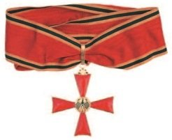 <p>The German Grand Order of Merit with Star</p>