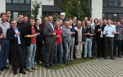 <p>Image of the consortium taken at the MICADO kick-off meeting in Vienna.</p>