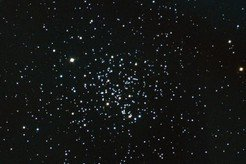 <p>The open star cluster M67 at a distance of about 2500 light-years.</p>