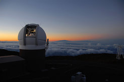 <p>Pan-STARRS1 Observatory</p>