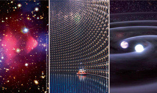 From ghostly neutrinos to active galactic nuclei: New results from astroparticle physics