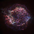 Chandra image of Cas A.