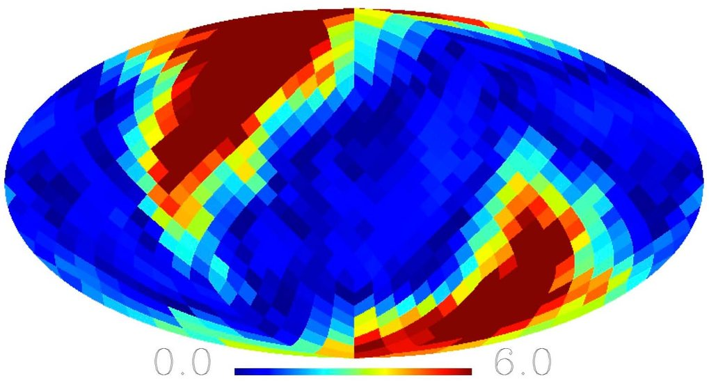 <p>The same non-Gaussianities were already found in the CMB from WMAP, and have now been confirmed with an even greater level of confidence.</p>
