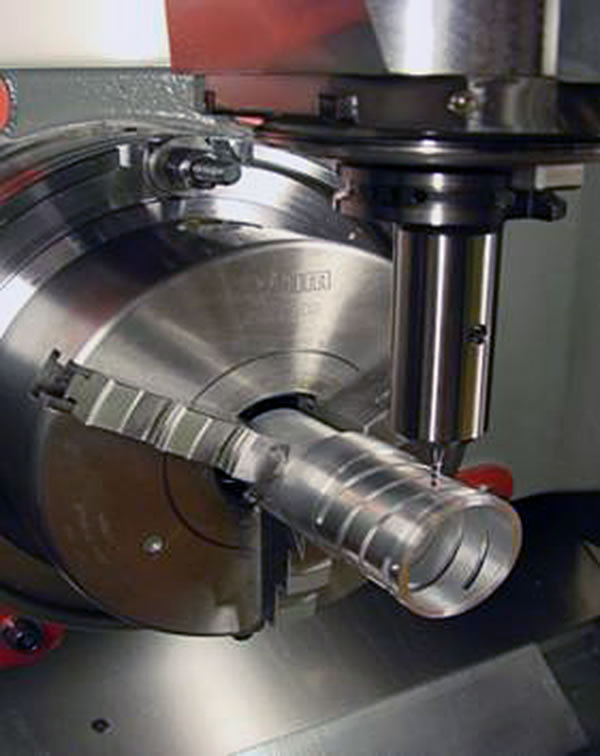 NC machining centre