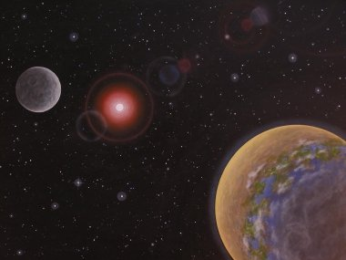 Search for Extrasolar Planets: