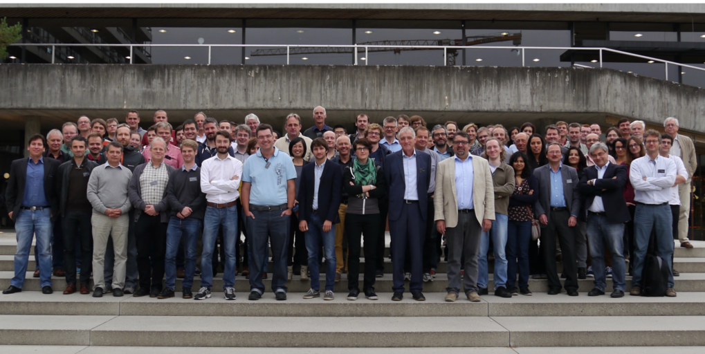 Das eROSITA-Team beim Konsortium-Meeting in Tübingen, September 2016