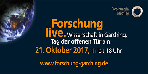 Information about all events during the last Open Day on the whole Garching Campus. (in German)