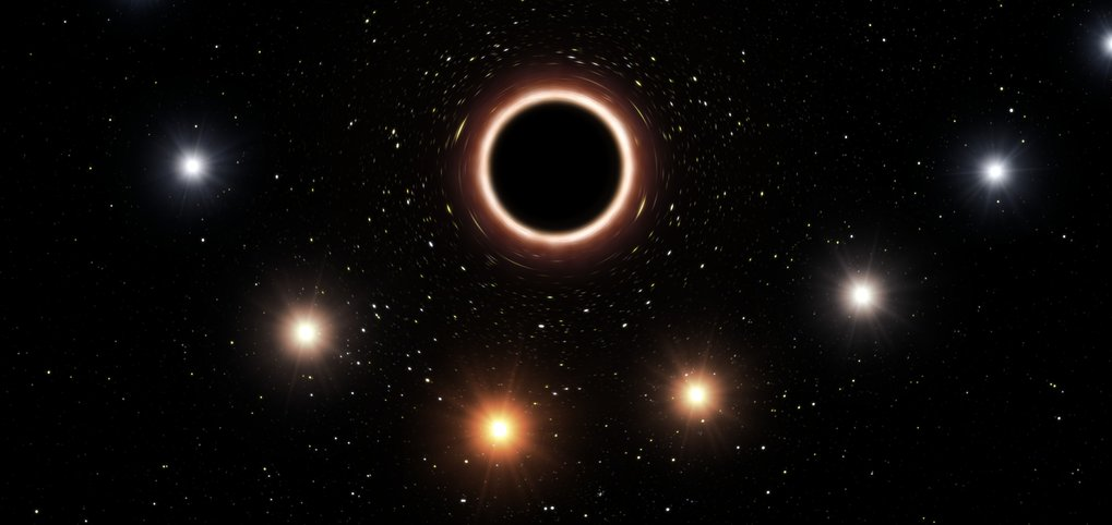 Testing GR Near Massive Black Hole